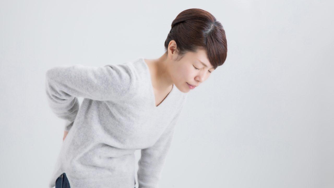 危険な腰痛